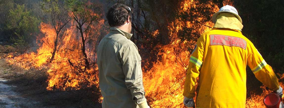 Bush Fire Awareness and Training